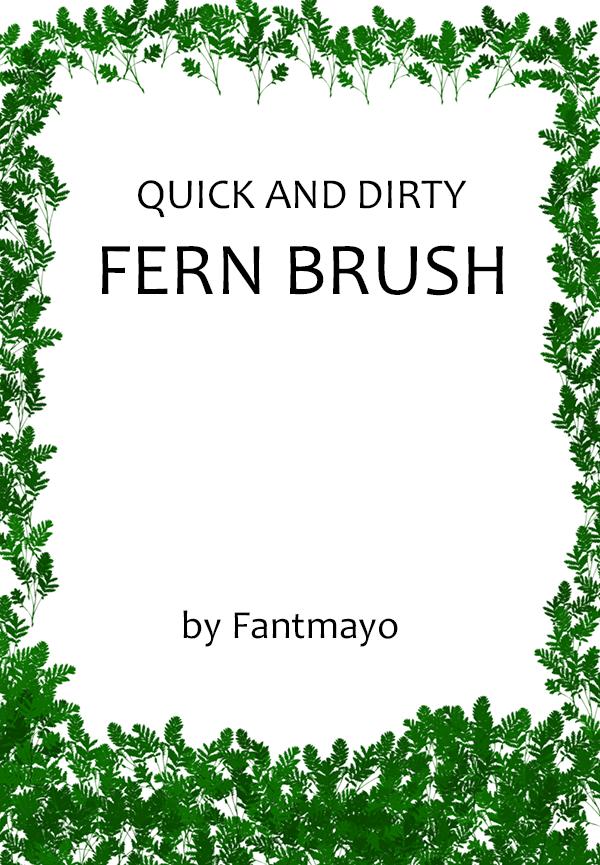FernBrush by fantmayo
