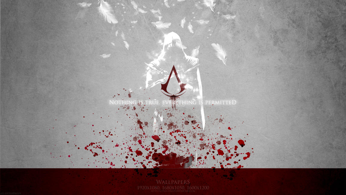 Assassins CreedAssassins Creed Logo Wallpaper Nothing Is True Everything Permitted