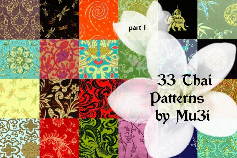 مكتبة الباترن 2013 ( اكبر تجميعه لملفات البآترن ) 2013 33_Thai_Patterns_by_mu3i
