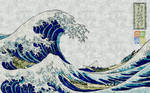 Hokusai's The Great XP