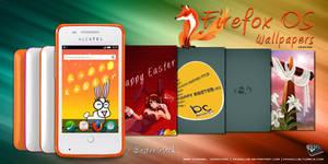 Firefox OS Wallpaper - Easter Pack