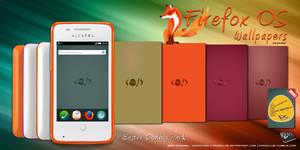 Firefox OS Wallpaper - Easter Coding Pack