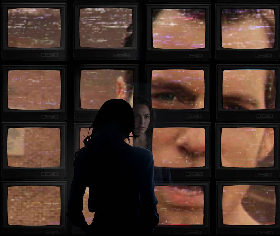Wonder Woman 84 Screen Photoshop File (Download) by MessyPandas