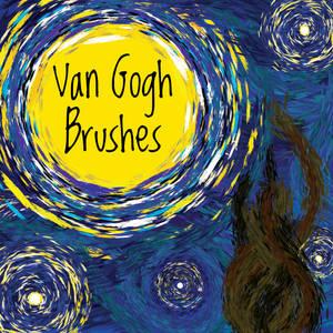 Van Gogh Photoshop Brushes