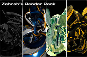 Render Pack by Zahrah