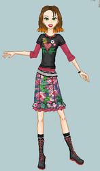 Lacie - a KiSS doll