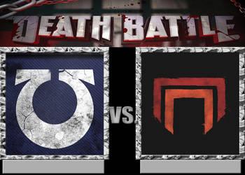 Ultramarines Legion vs Red Legion