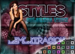 +Styles, ColoringNeon [Free Style]