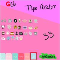 Gifs Para DA by LaliCreative