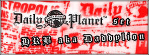 Dailey Planet Brushes