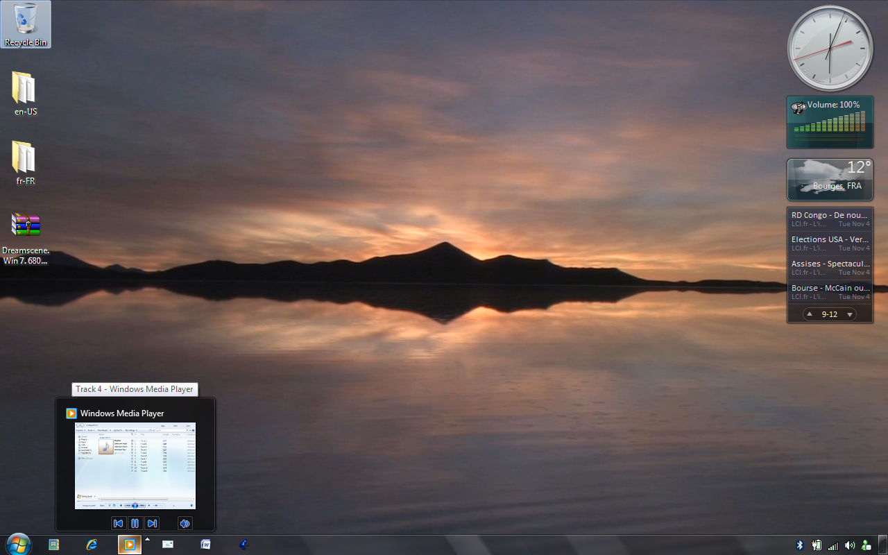 Installer Dreamscene Windows 8