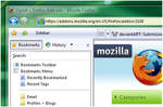 Firefox in Vista Font Family