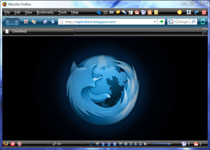 Firefox Extensions Vista Theme by JohnTheJohnMan