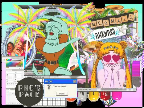 +Pack Png's 002 [Random] | by Mermaid Awkward