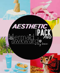 +Pack Png's 008 [Aesthetic] | by Mermaid Awkward