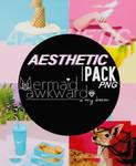 +Pack Png's 008 [Aesthetic] | by Mermaid Awkward