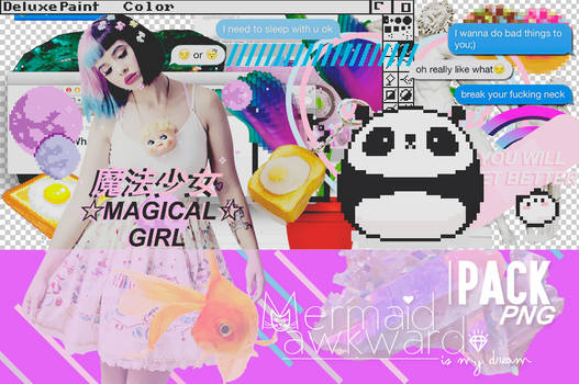 +Pack Png's 009 [Mix Full] | by Mermaid Awkward