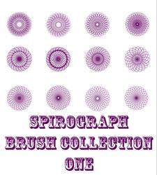 Spirograph Brush Set 1