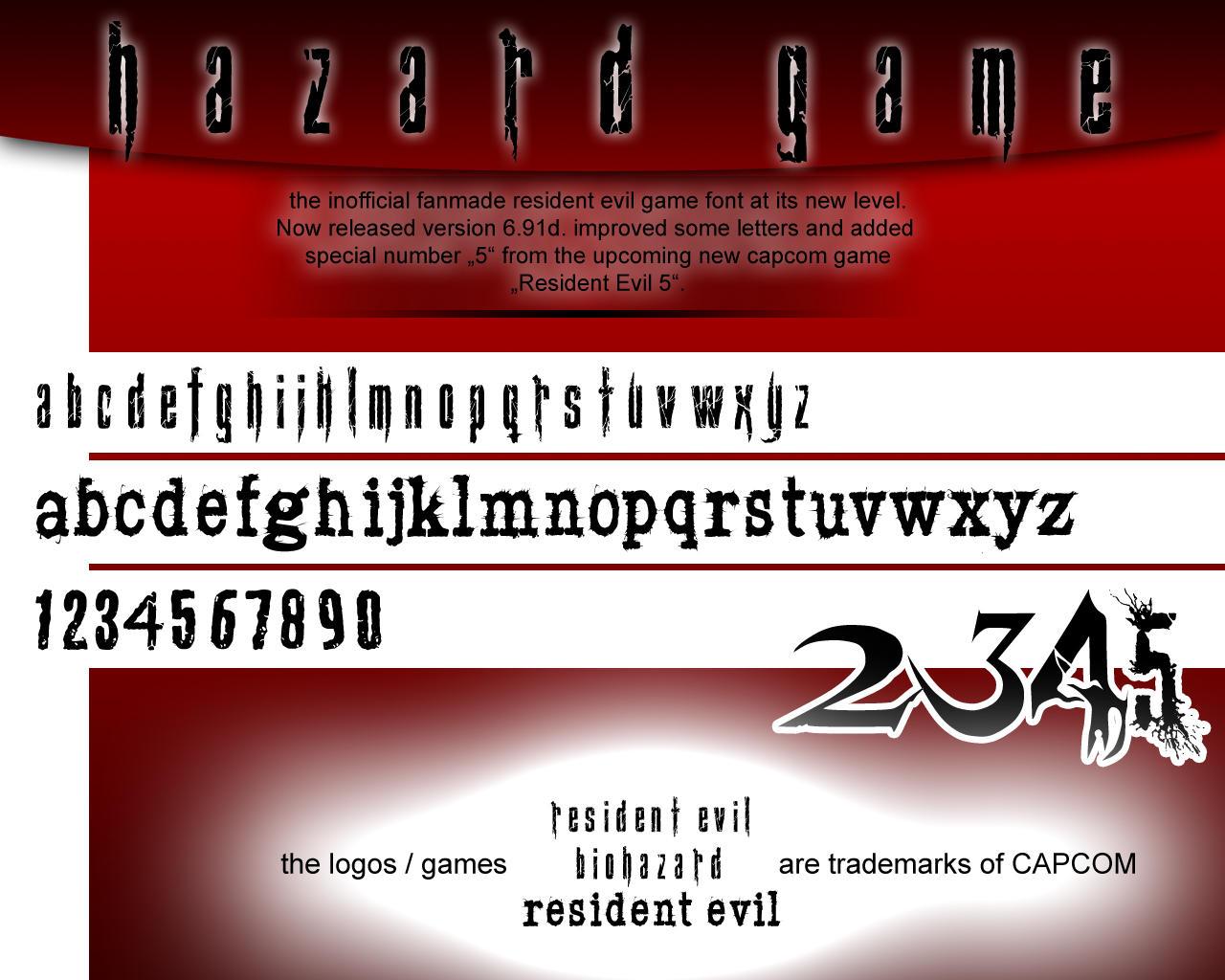 hazard game