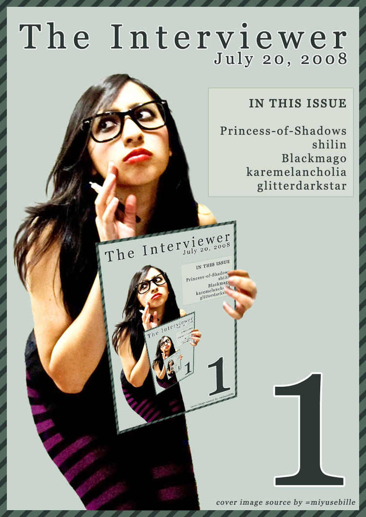 The Interviewer 01 by TheInterviewer