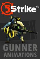 Animations: 5Strike Gunner
