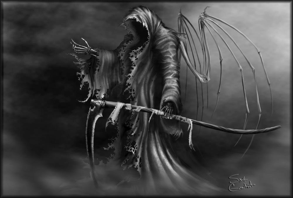 grim reaper firearms - HD1920×1080
