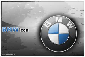 BMW Logo Icon by bartoszf