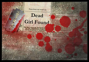 Dead Girl Found by bartoszf