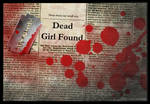 Dead Girl Found