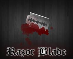 Bloody Razor Blade by bartoszf