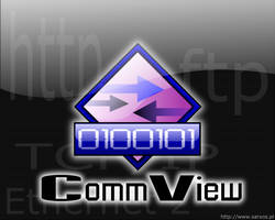 CommView Dock Icon by bartoszf