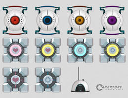 Portal Icons Pack by Orochi-Clark