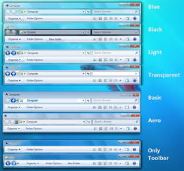 Windows 7 StylerToolbar