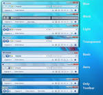 Windows 7 StylerToolbar