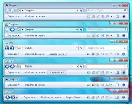 Windows 7 StylerToolbarEspanol