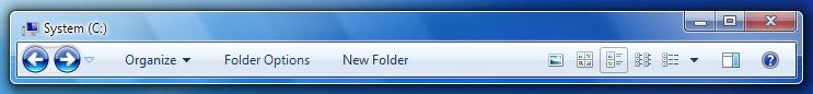 Windows 7 StylerTB OnlyTB Navi