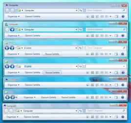 Windows 7 StylerToolbarItalian