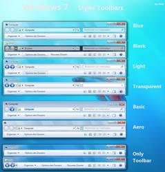 Windows 7 StlyerToolbarFrench