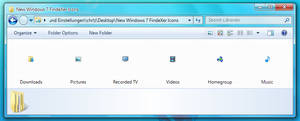 New Windows 7 FindeXer Icons