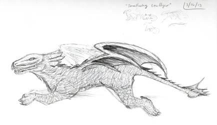 Smallwing Lowflyer by demolition-lover414
