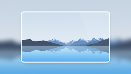 Reflection Wallpaper 4K