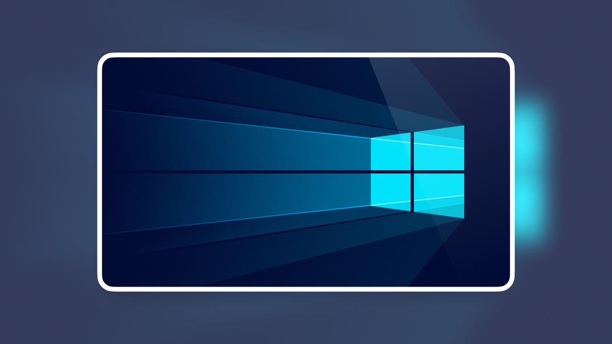 Windows 10 Wallpaper Minimal 4k By Puscifer91 On Deviantart