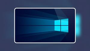 Windows 10 Wallpaper (Minimal) 4K