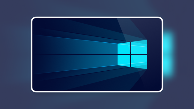Windows 10 Wallpaper (Minimal) 4K
