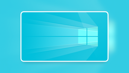 Windows 10 Wallpaper (Minimal) Light 4K