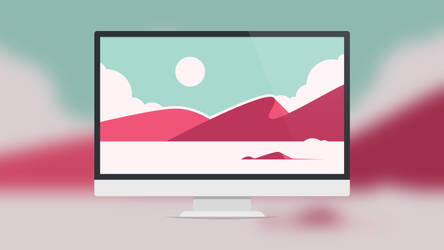 Desert Wallpaper 4K by Puscifer91