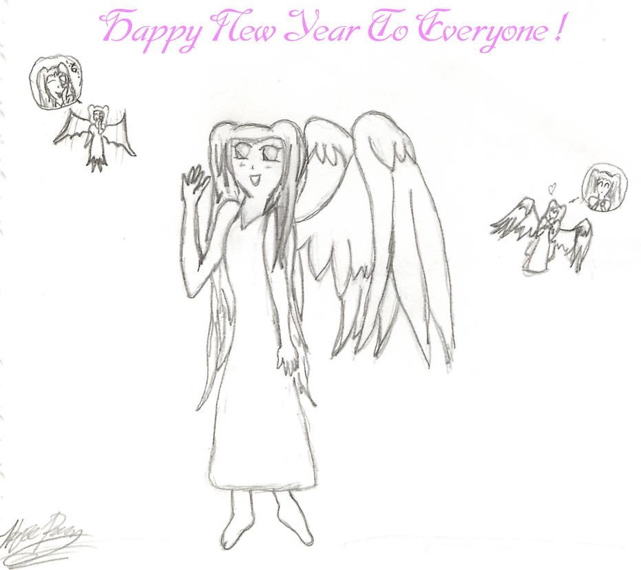 Happy New Year 2 You From Hope by Angel-Hope-Sama