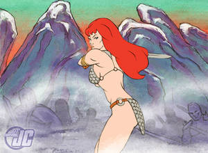 Red Sonja Animated