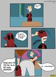 So Not Seeing Deadpool