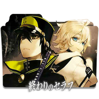 Icon Folder - Seraph Of The End (4) by alex-064